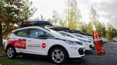 Coca Cola European Partners Pledges Electric Vehicles ...