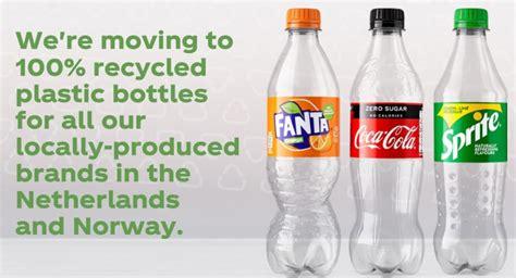 Coca Cola extiende el uso de botellas de plástico 100% ...