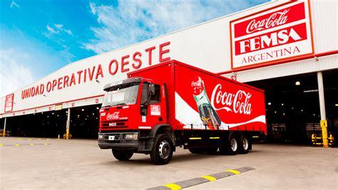 Coca Cola FEMSA, primera empresa en Argentina que planea ...