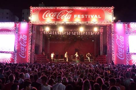 Coca Cola Festival em Fortaleza   Frisson
