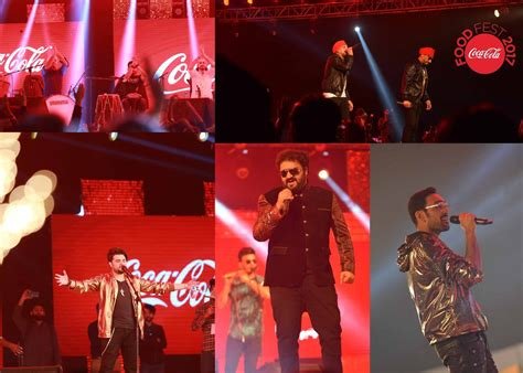 Coca Cola Food and Music Festival all set for Islamabad