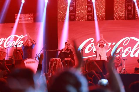 Coca Cola Food and Music Festival kicks off on 8th, 9th ...