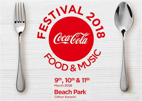 Coca Cola Food and Music Festival to take place in Karachi