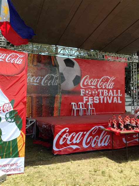 Coca Cola Football Festival 2014 | Learning Hippie Mom