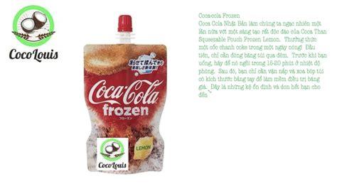 Coca cola Frozen   YouTube