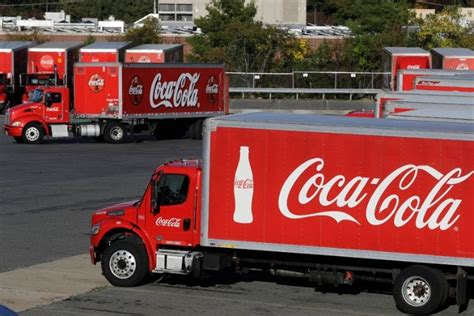 Coca Cola gana $6,878 millones hasta septiembre, un 24 % ...