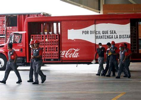 Coca Cola genera cerca de 100.000 puestos de trabajo en México