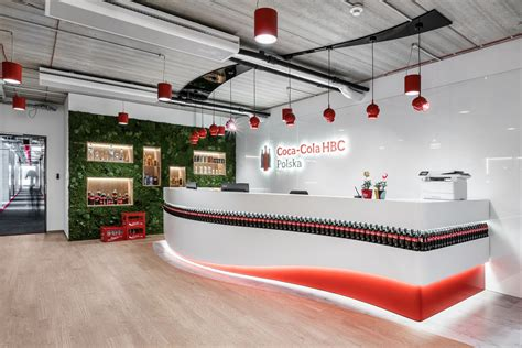 Coca Cola HBC Offices   Warsaw   Office Snapshots