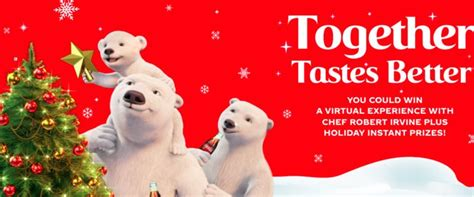Coca Cola Holiday 2020 Instant Win and Sweepstakes