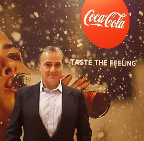 Coca Cola Iberia nombra a su nuevo director general