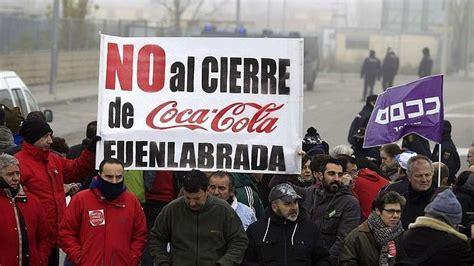 Coca Cola Iberian inicia acciones judiciales contra los ...