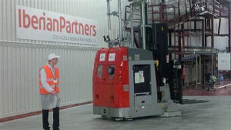 Coca Cola Iberian Partners crea un robot carretilla ...