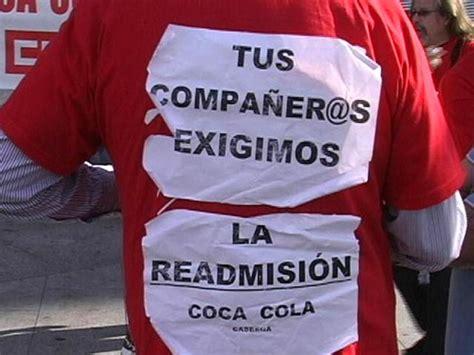 Coca Cola Iberian Partners ofrece ...   SER Madrid Sur