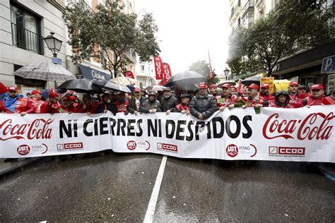 Coca Cola Iberian Partners propone nuevas medidas para ...