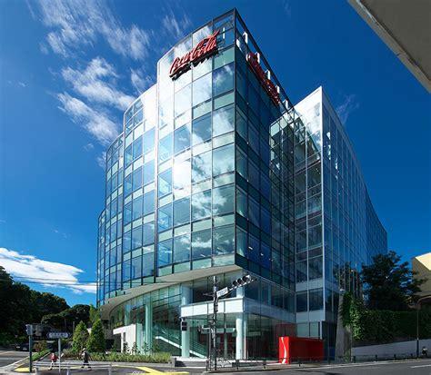 Coca Cola Japan Company, Limited Headquarters Building ...