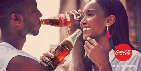 Coca Cola just launched a massive new ad campaign to ...