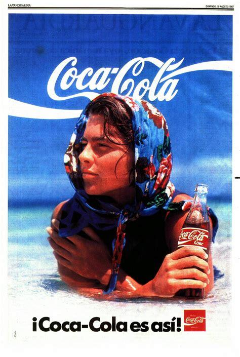 Coca Cola la bebida más vendida de la historia