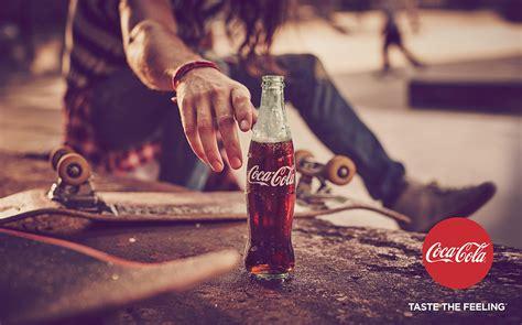 Coca Cola lance  Taste the feeling  au Maroc   Challenge.ma