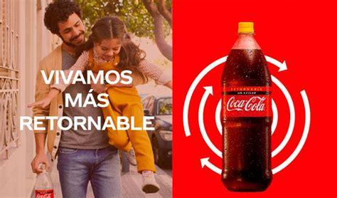Coca Cola lanza campaña para impulsar el uso de envases ...