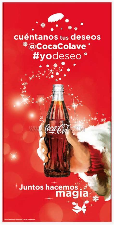 """Coca Cola lanza campaña """"Juntos hacemos Magia"""" en Navidad ..."""