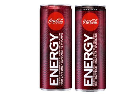 Coca Cola lanza en España la nueva bebida energética Coca ...