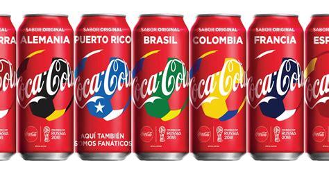 Coca cola lanza latas conmemorativas del mundial   WAPA.tv ...