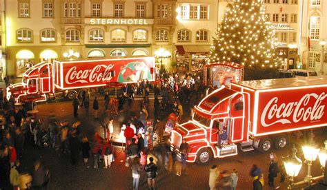 Coca Cola lanza su mayor campaña navideña de la historia