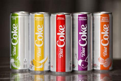Coca Cola Light rediseña su logo y sus latas y lanza ...