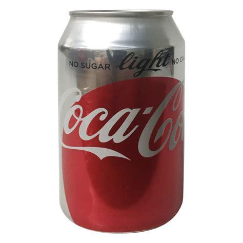 Coca Cola Light XXL Paket Coke light  72x0,33l Dosen