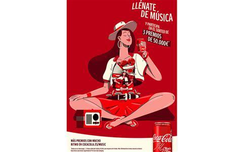 Coca Cola llena de música el verano con su última campaña ...