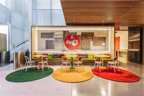 Coca Cola, Madrid   Office Inspiration
