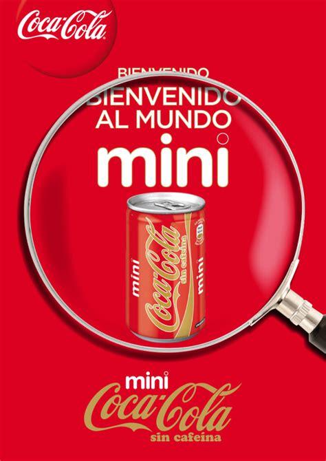 Coca Cola Mini   Domestika
