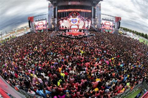 COCA COLA MUSIC EXPERIENCE 2019 REUNE A 45.000 PERSONAS EN ...