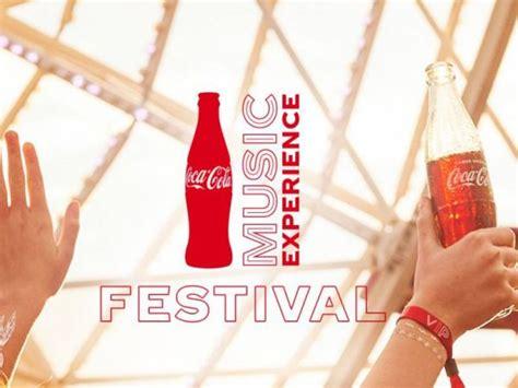 Coca Cola Music Experience 2021  Entradas, Artistas ...