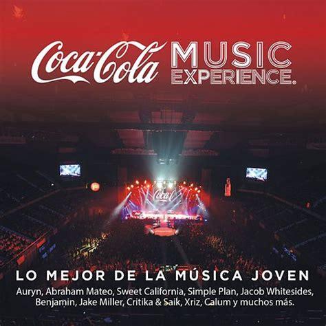 Coca Cola Music Experience. Lo mejor de la música... de ...