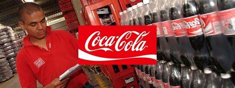 Coca Cola oferta 25 empleos   Trabajar en Cocacola【2020