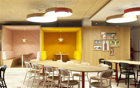 Coca Cola Office Canteen   Innermost