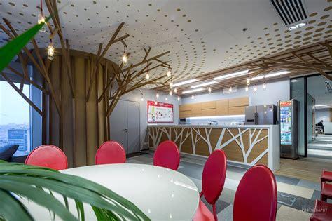 Coca Cola office in Ukraine on Behance