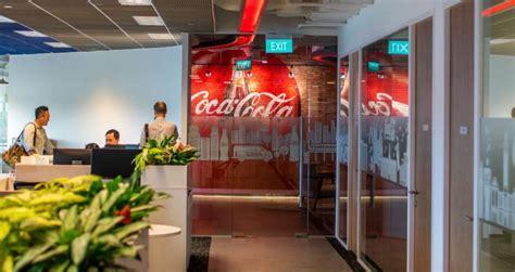 Coca Cola offices | Office Interior Singapore | United ...