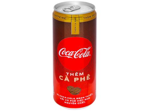 COCA COLA PLUS COFFEE 330ML