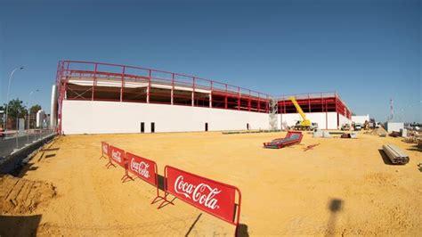 Coca Cola premia a la planta embotelladora de Sevilla como ...