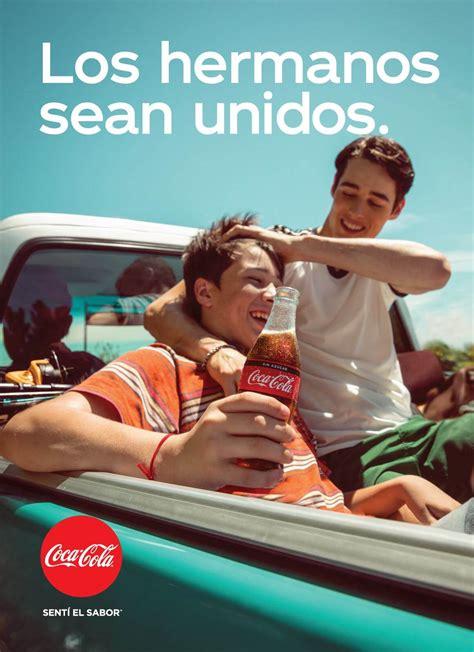 Coca Cola presenta su nueva campaña integral  Frases