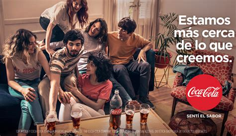 Coca Cola, primer anuncio del 2018 en Atresmedia y Mediaset