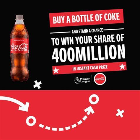 Coca Cola Promo 2020, Dial *4255*55*UTCODE, Over ...