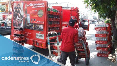 Coca Cola reanunda distribución de sus productos en ...