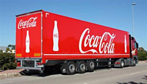 Coca Cola reduce el tiempo de carga de cada camión ...