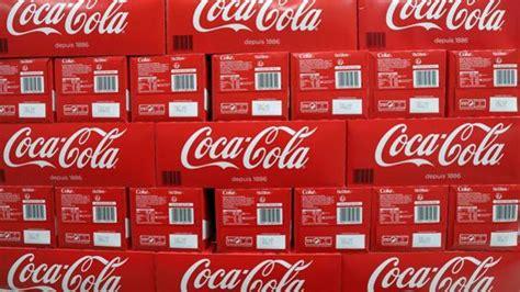 Coca Cola redujo en un 17,1% el azúcar por litro en sus ...