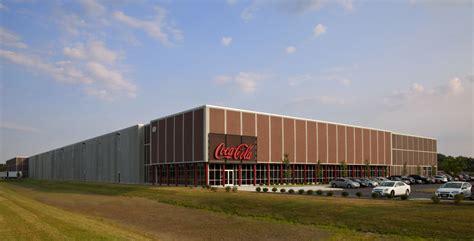 Coca Cola Refreshments Distribution Center | KSS Architects