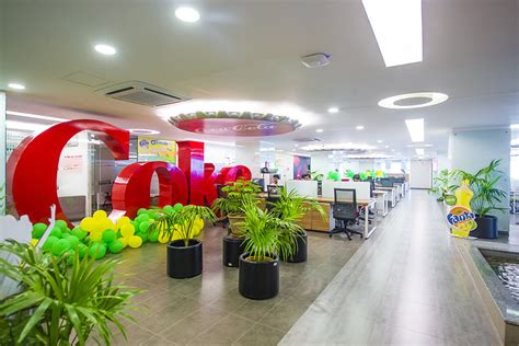 Coca Cola Regional Office