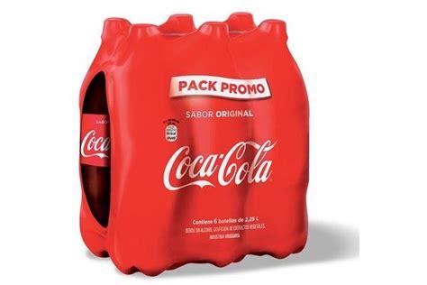 COCA COLA Regular pack x 6 unidades 2,25 en Tienda Inglesa